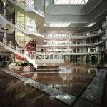 Galahalle / Eventhalle im Globana Airport Messe und Conference Center bei Leipzig