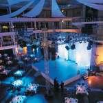 Abend Veranstaltung in der Galahalle / Eventhalle